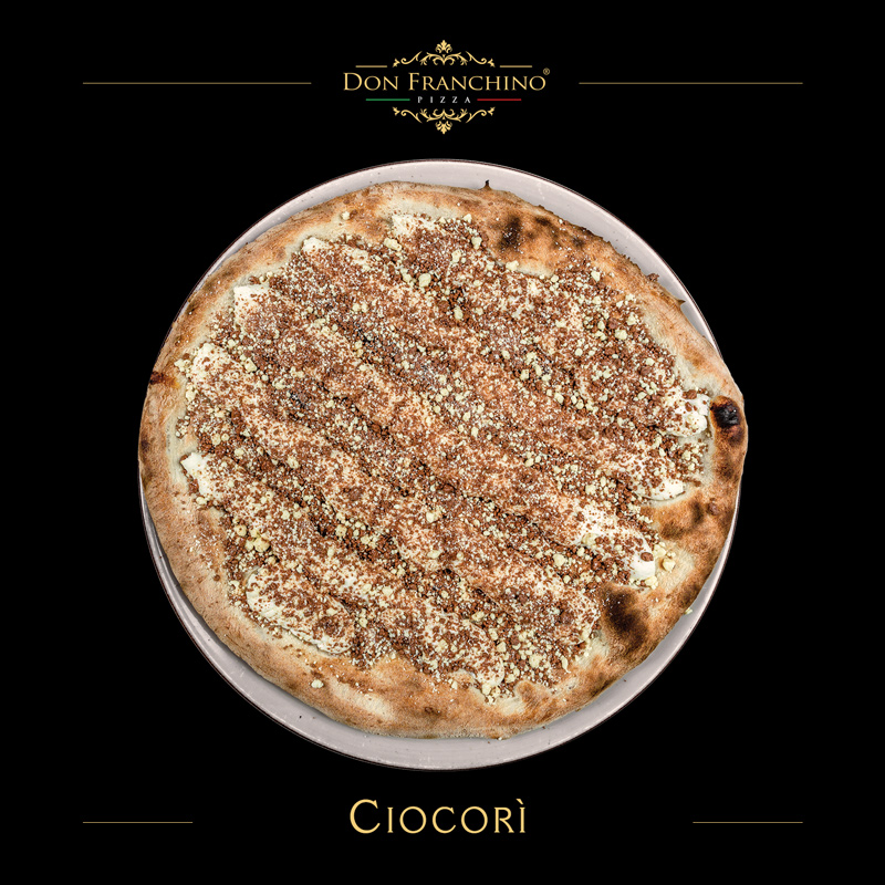 Don Franchino Pizza - Ciocorì