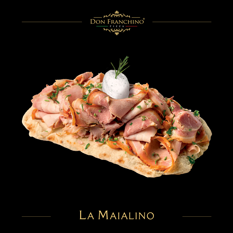 Don Franchino Pizza - La Maialino