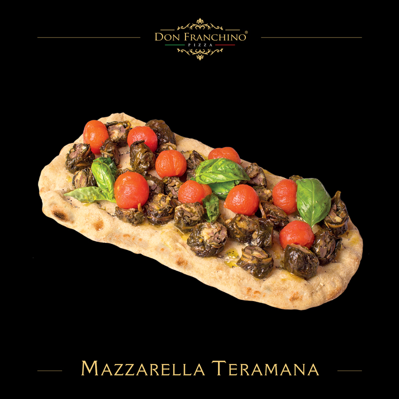 Don Franchino Pizza - Mazzarella Teramana