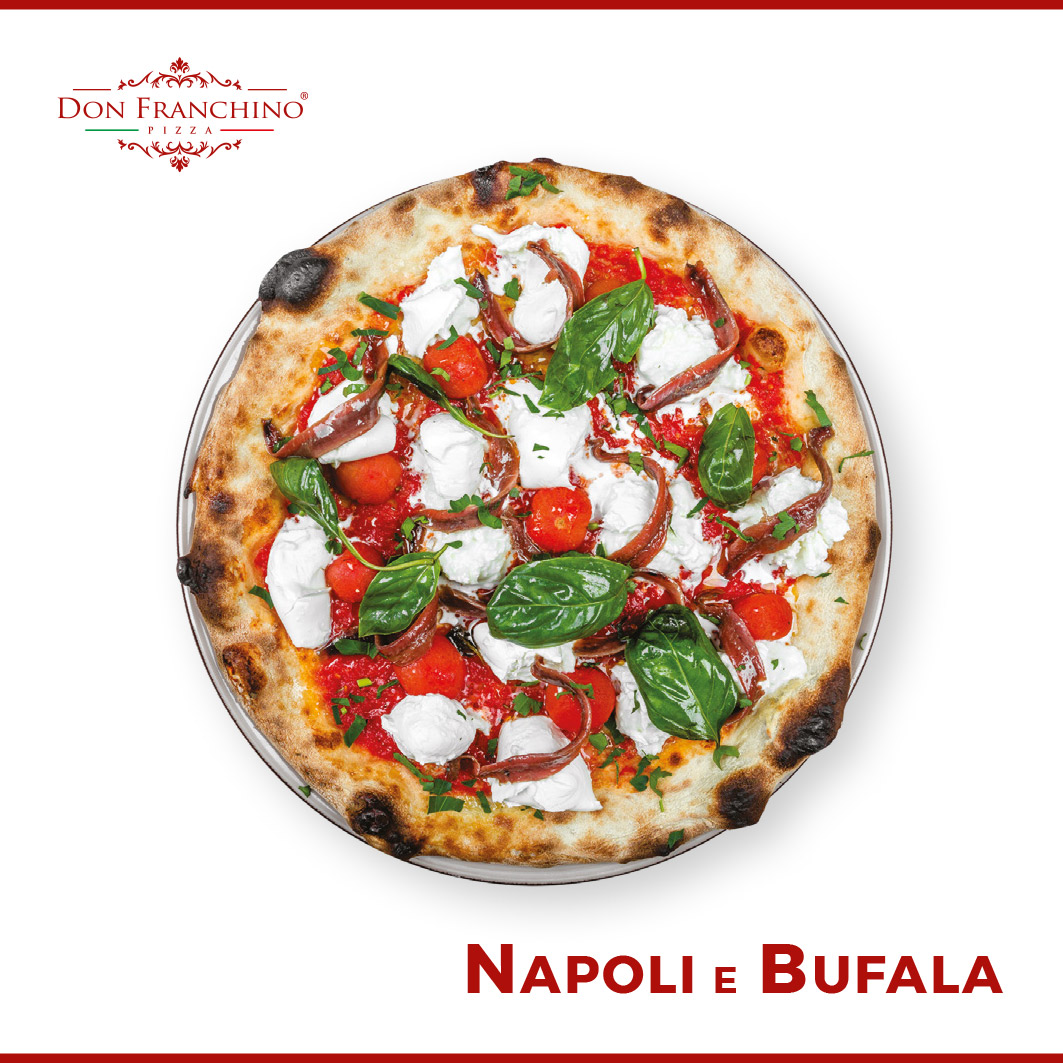 Don Franchino Napoli e Bufala 2021