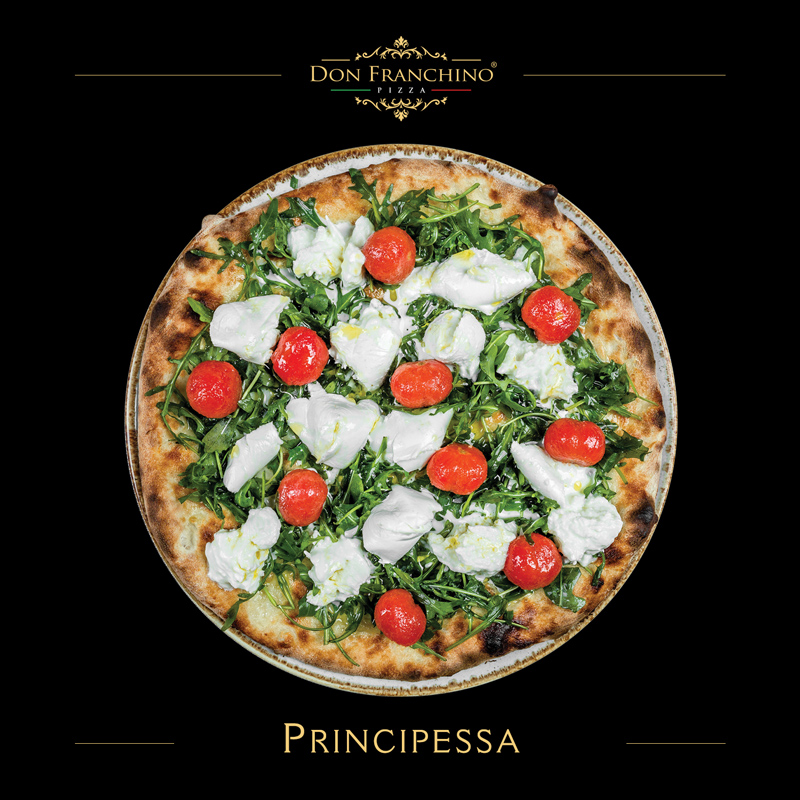 Don Franchino Pizza - Principessa